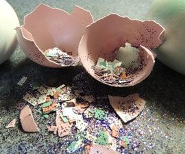 Glitter Confetti Egg Bombs