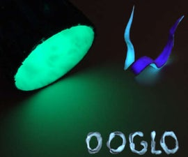 Making Ooglo: Luminescent Silicone Paint