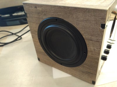 Make the Enclosure of the Speaker