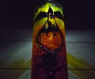 Regenerative Energy Lamp (the Dark Phoenix)!
