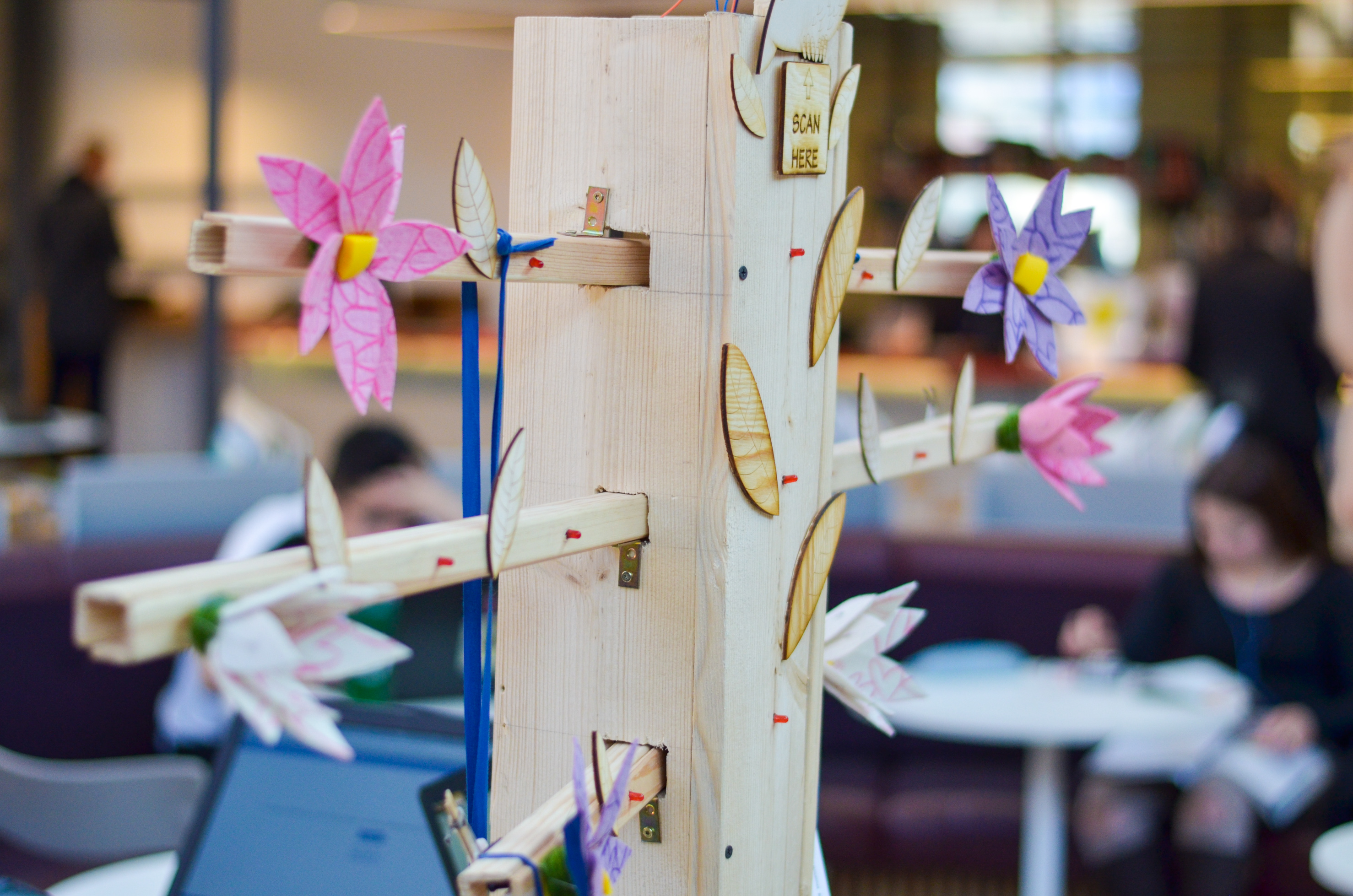 Picture of Interactive Tree