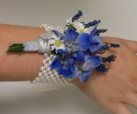 Make Your Own Flower Corsages