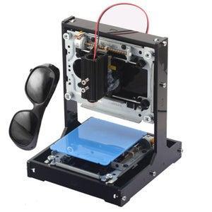 NEJE DK - 5 Pro 500mW USB DIY Mini Laser Engraver - USER MANUAL
