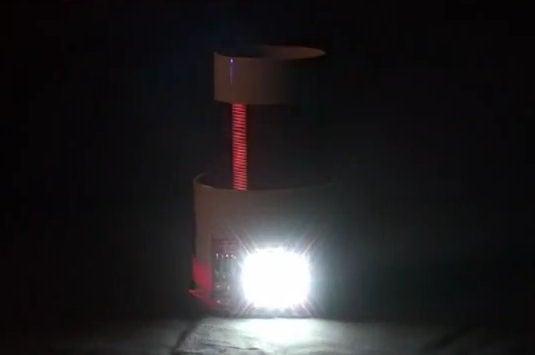 Wireless Energy - Tesla Coil Kit