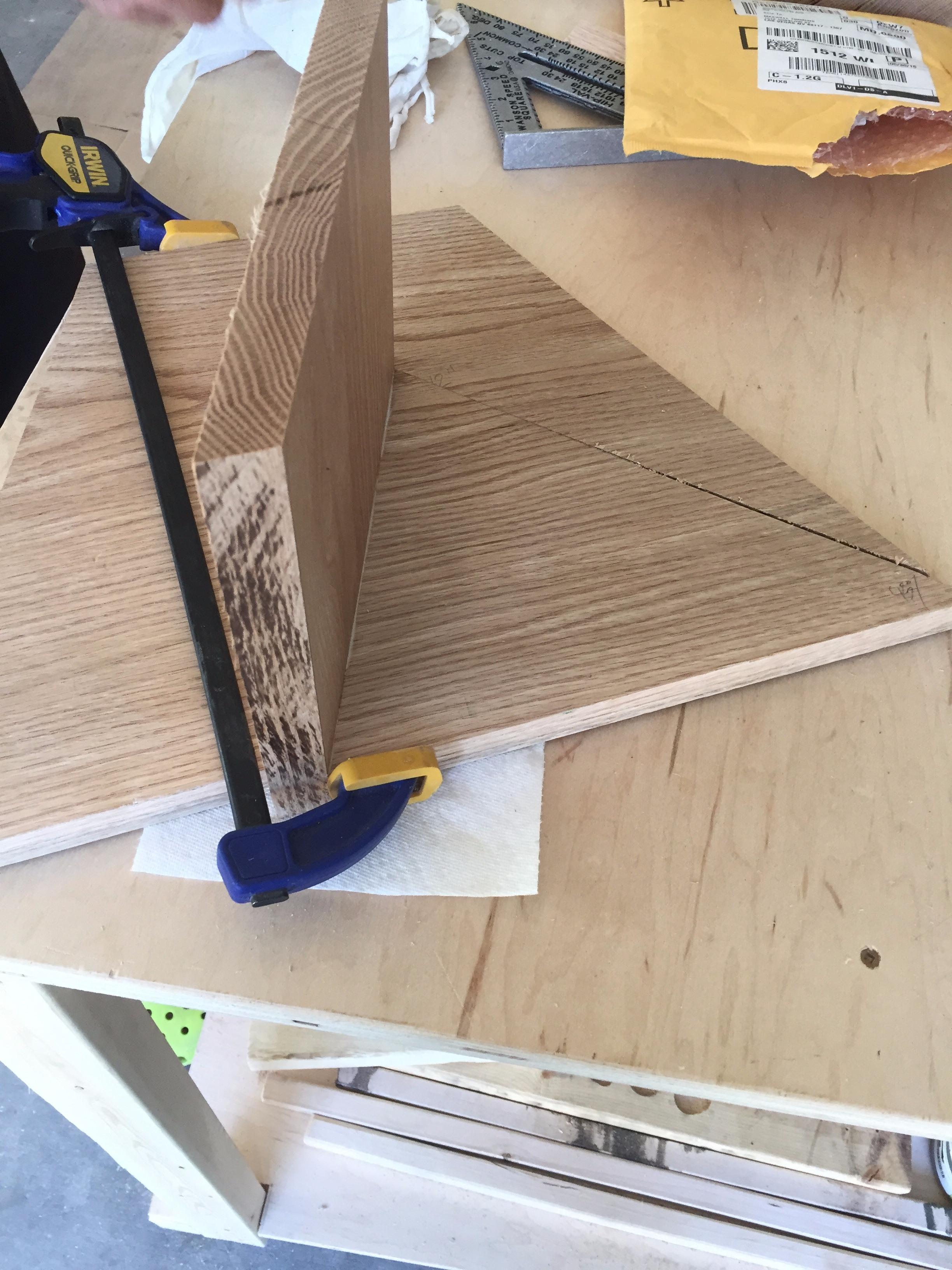 Picture of Cut Cut Cut, Clamp Clamp Clamp