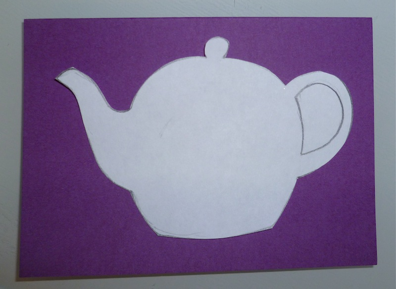 Picture of Teapot Template