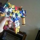 Knex guns ( my ideas + concepts ) :D