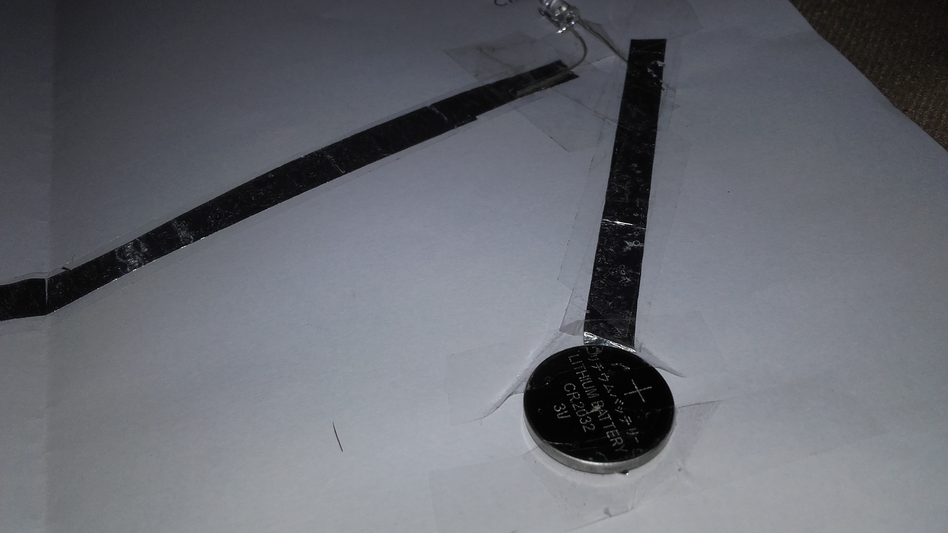 Picture of Making Circuit Inside