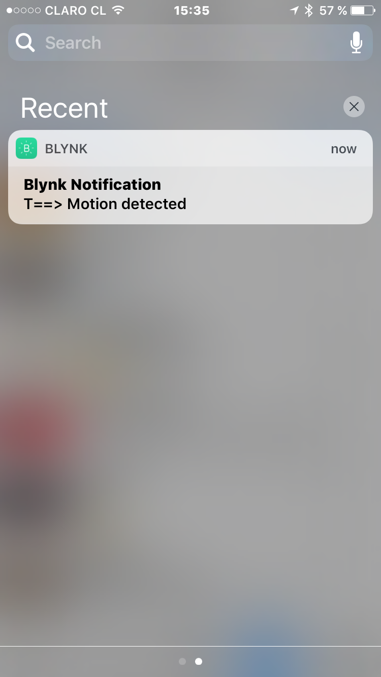 Picture of Including BLYNK