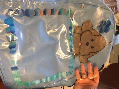 Ita Bag Without a Sewing Machine (but Not No-sew)