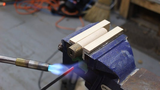 Making the Handle