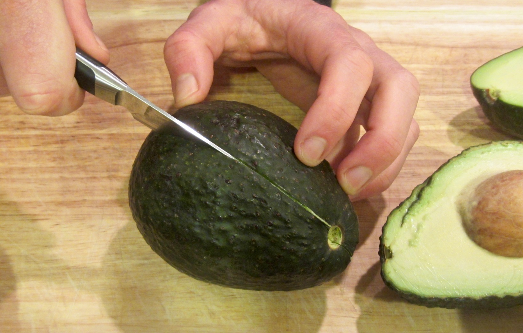 Picture of Halve Your Avocados