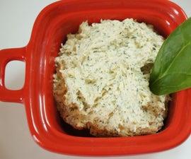 Raw Vegan Cheese Recipe