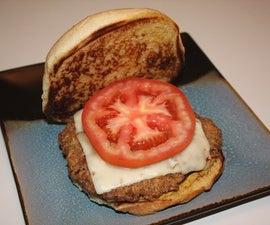 Texas Chicken Fried Steak Sandwich