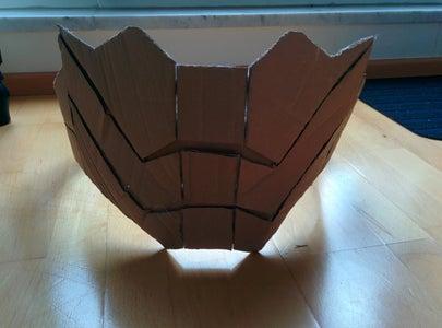 Pepakura to Cardboard