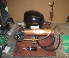 Desoldering Pump and Hand Piece