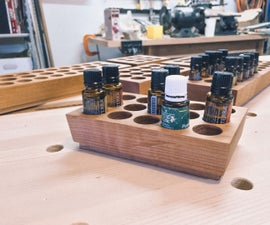 Essential Oils Tray