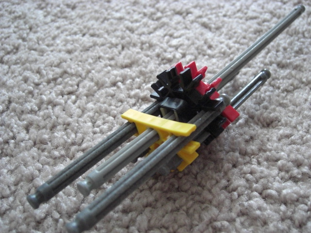 Picture of Barrel Part 2 - Transfer Rods