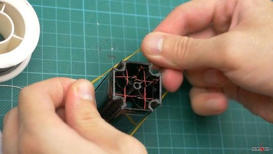 Assembling the Rotor