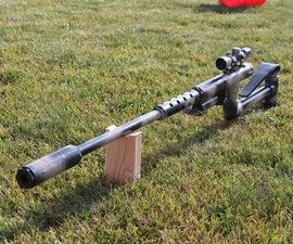 PVC Sniper Rifle