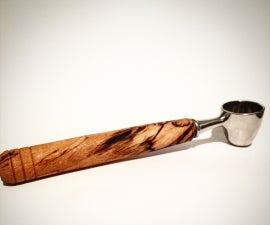 Handmade Coffee Scoop