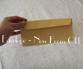 Envelope - New From Old