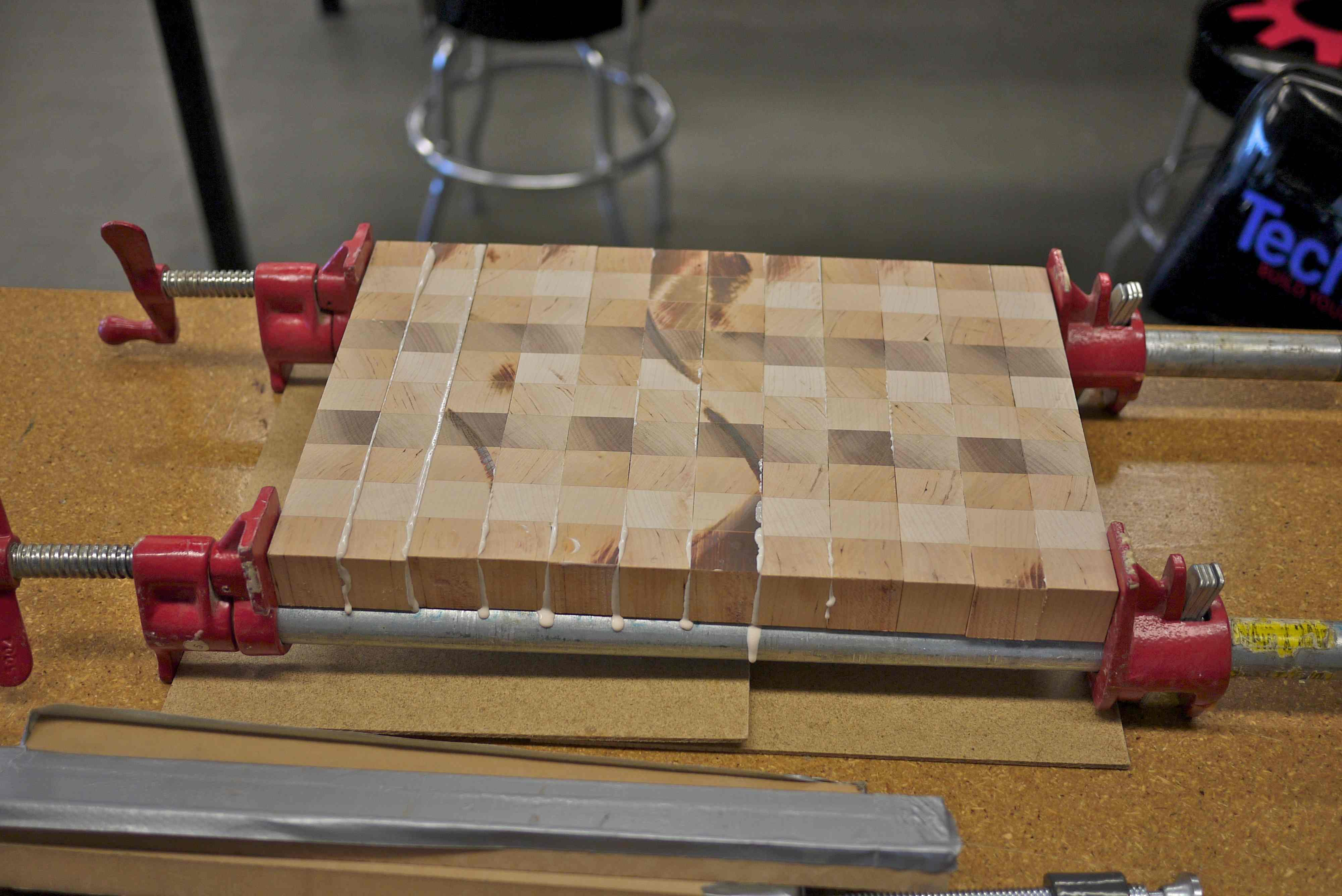 Picture of Second Glue Up