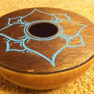The BOWL CAJON or the Trials, Tribulations, Pitfalls and Triumphs of Inventing a Musical Instrument