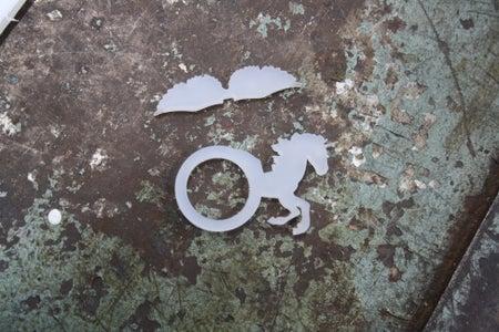 Pegasus Unicorn Ring