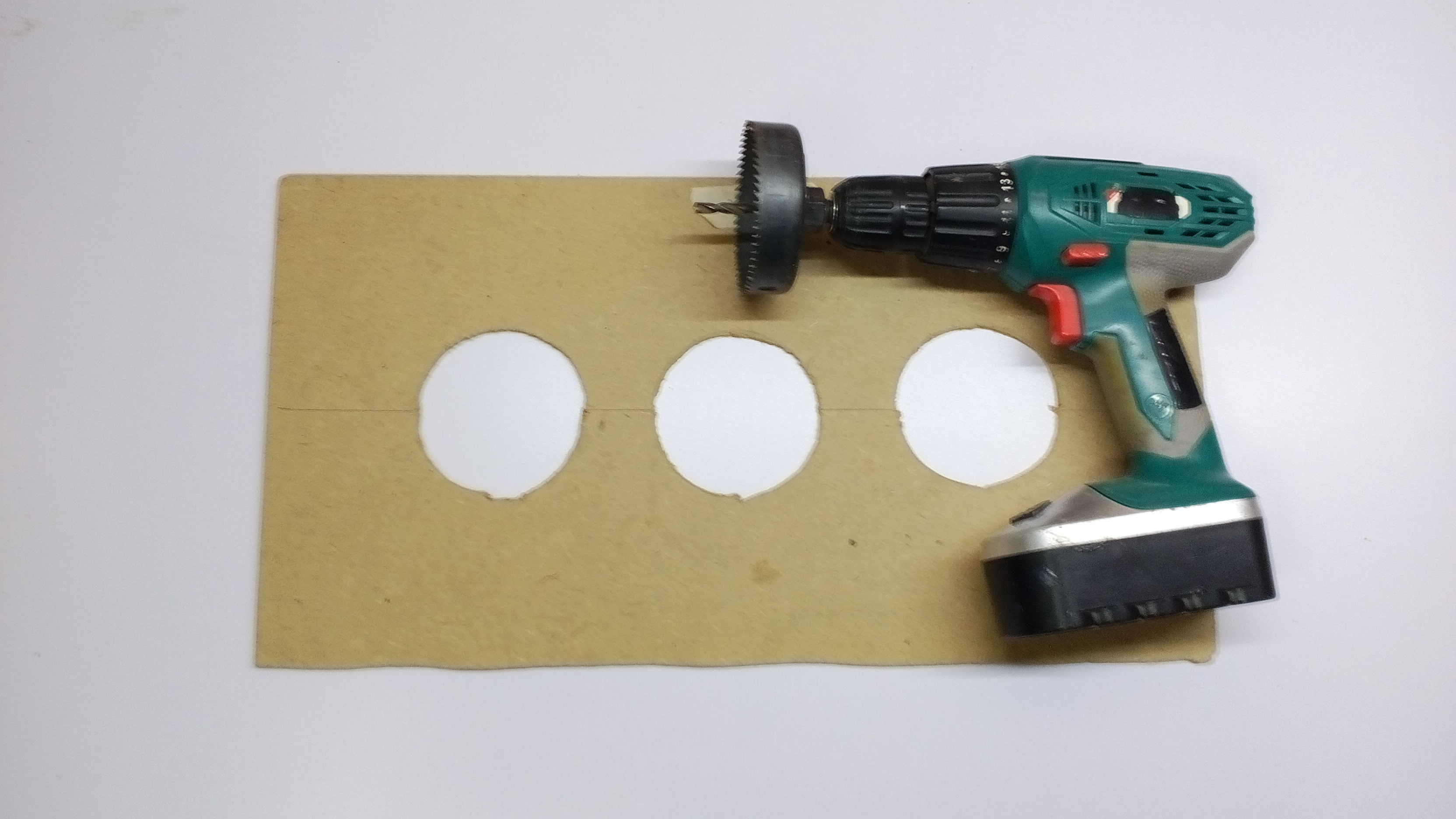 Picture of Making Holes