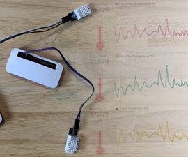 Network of Temperature Sensors