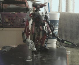 Loraden, an exoskeloten bionicle