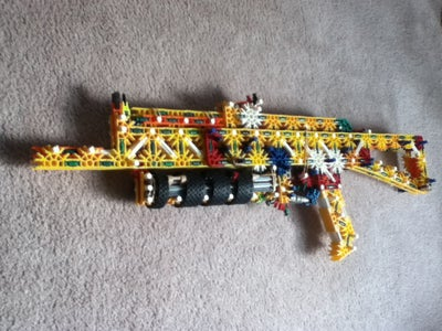 Knex PP-19 Bizon (Instructions)