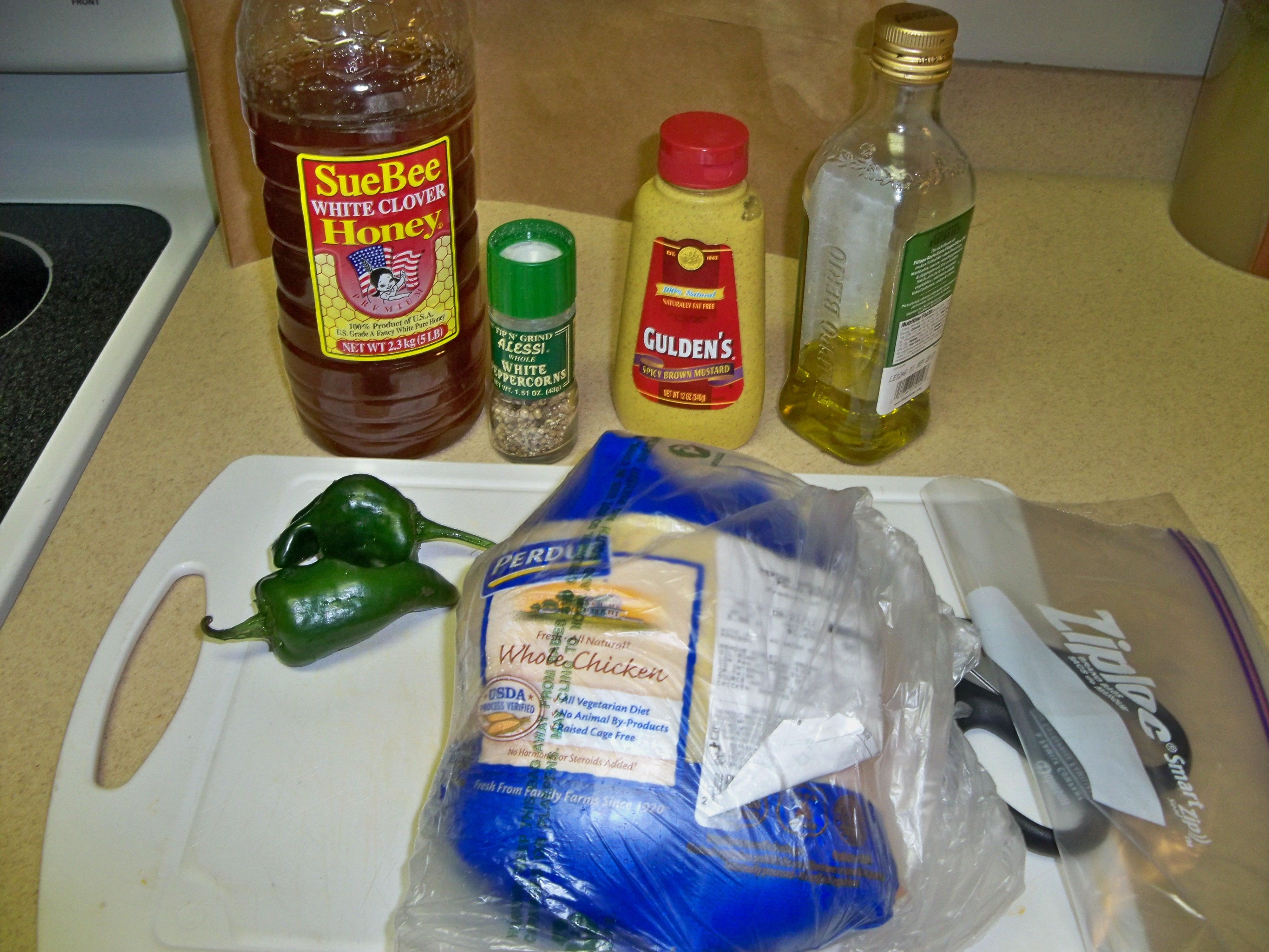 Picture of Marinade and Prep