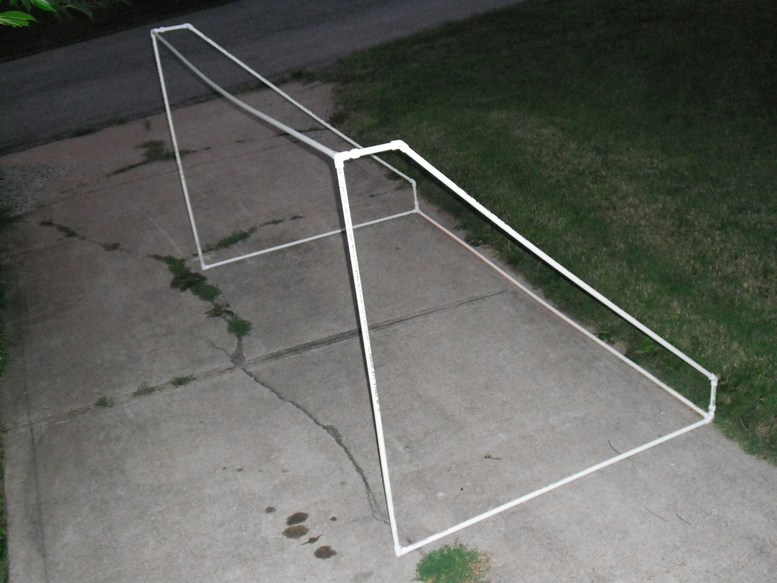Picture of PVC Soccer Goals