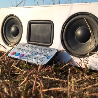 DIY Mobile Boombox