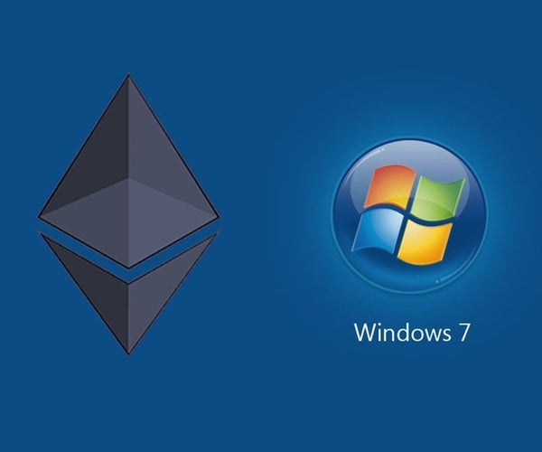 Ethereum Mining on Windows 7