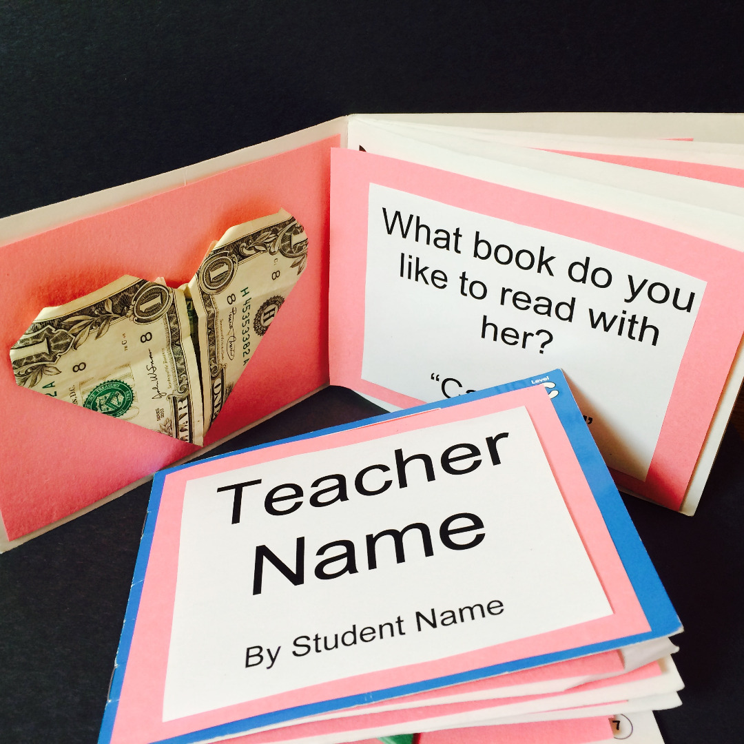 Picture of Child's Favorites: a Teacher Appreciation Gift