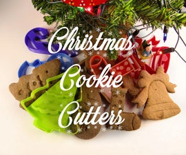 How to Make Your Own 3D Printed Cookie Cutters