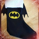 Batman Stocking