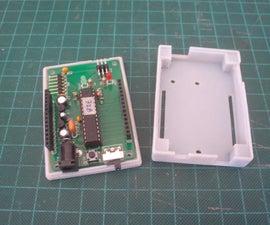 "Build ""The RevIO"" (Arduino Clone) My Way"