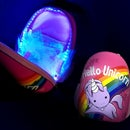 Automatic Light Up Altered Carbon Hello Unicorn Backpack