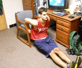 [Collegiate Exercise] Dorm Room Fitness