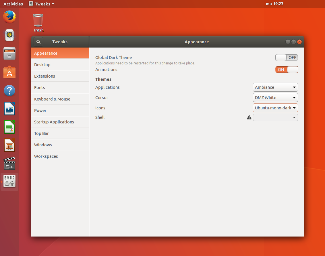 Picture of Step 2: Install a Modern GTK Theme