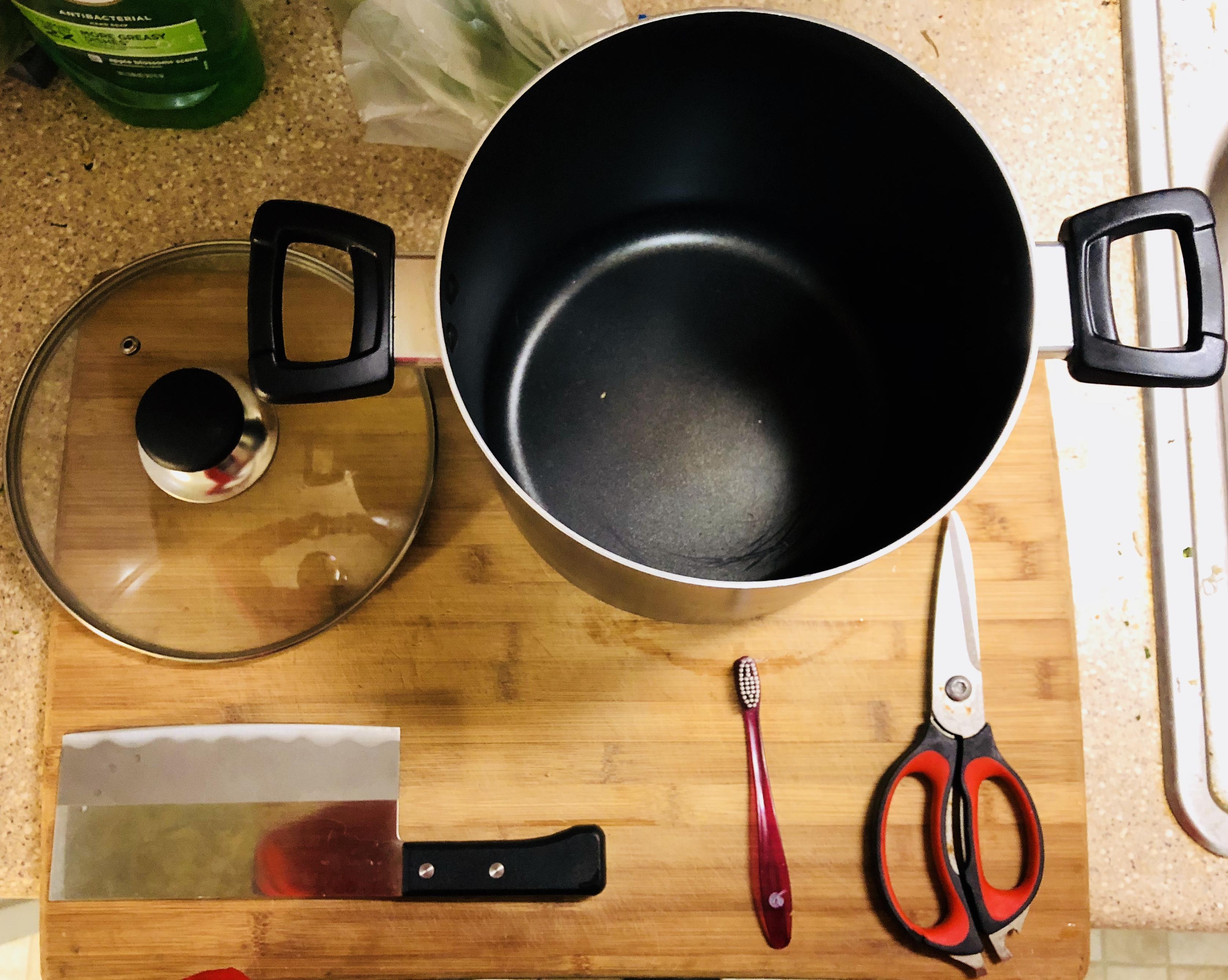 Picture of Prepare Tools