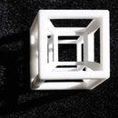 3d 4-Dimensional Tesseract Hypercube Model A TJT3/6