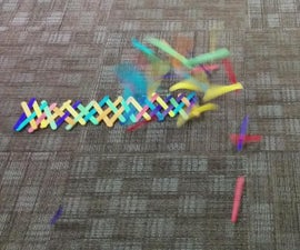 How to Make a Cobra Weave