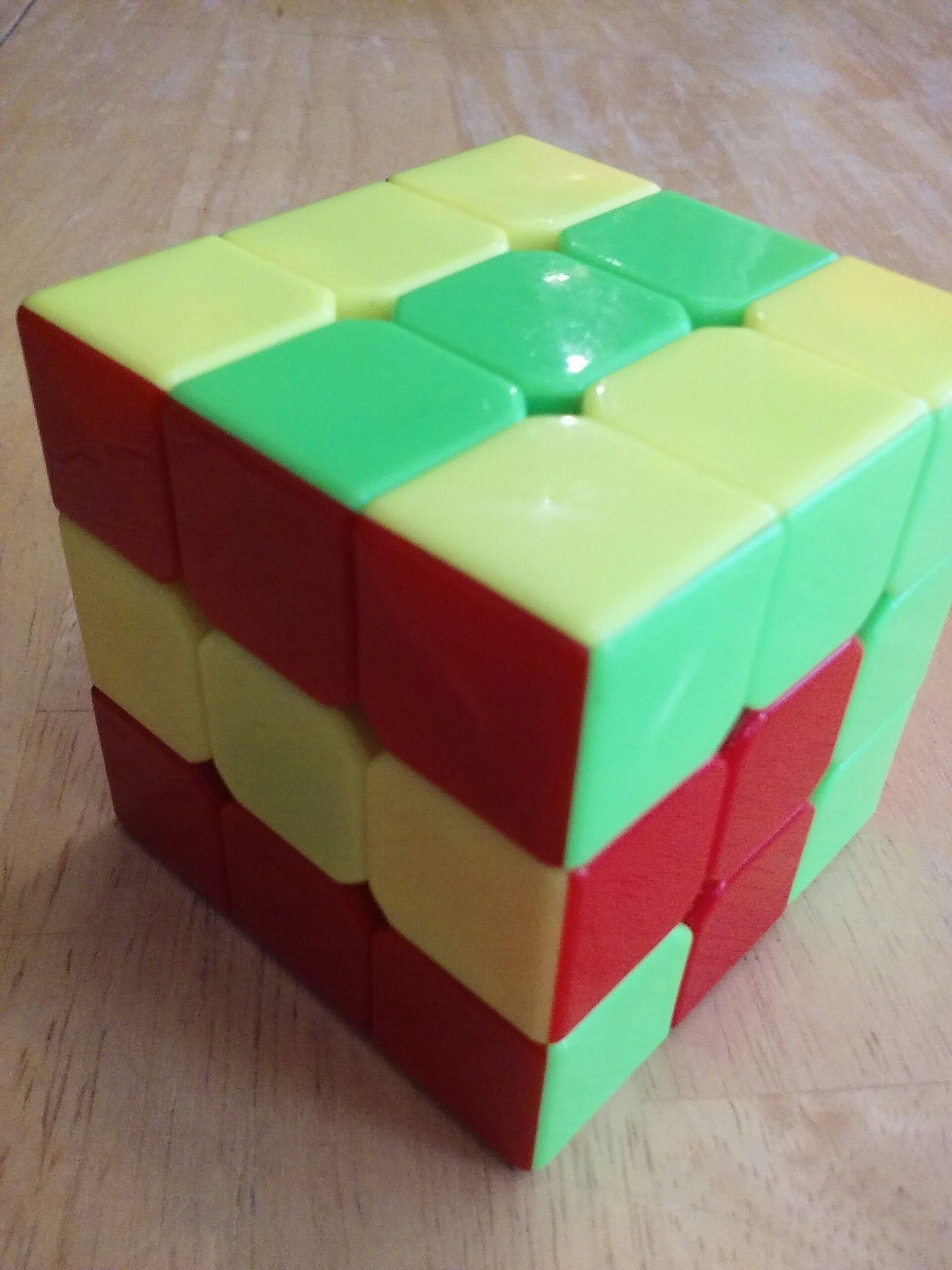 Picture of Rubiks Cube Tricks: Black Mamba ( Snake 3)
