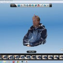How to make a 3D Scan of yourself - I made it at Techshop