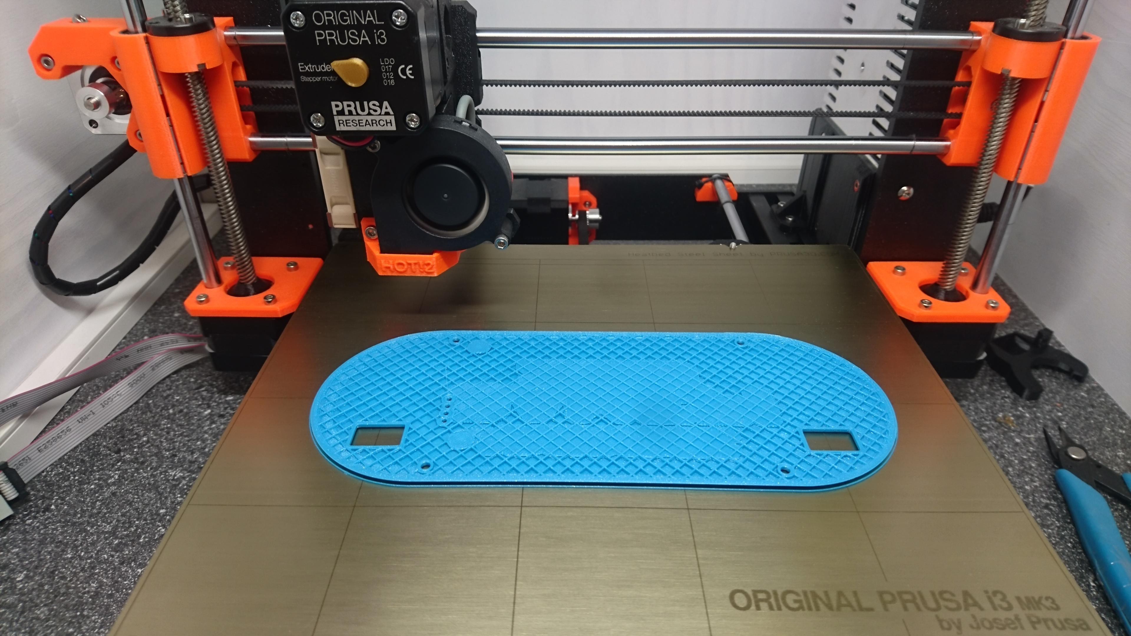 Picture of 3D Printing the Case